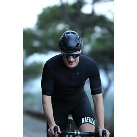 Biehler Neo Classic Bike Jersey Herre schwarzfahrer